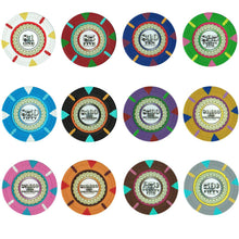 Card Guard - 200 Claysmith The Mint 13.5 Gram Poker Chips Bulk