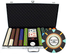 Card Guard - 750 Claysmith The Mint 13.5 Gram Poker Chips Aluminum Case Set