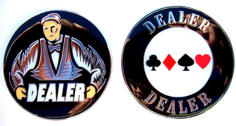 Card Guard - Dealer Button