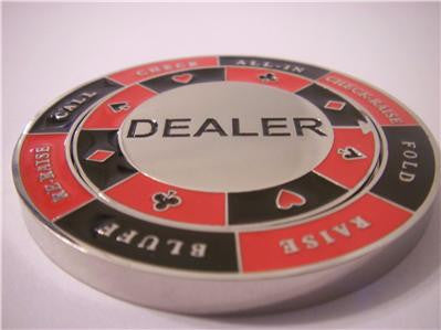 Card Guard - Dealer Spinner