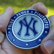 Card Guard - MLB New York Yankees Poker Card Guard Protector PREMIUM