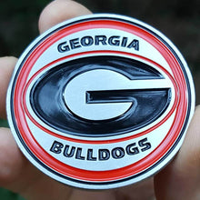 Card Guard - NCAA Georgia Bulldogs Poker Card Guard Protector PREMIUM