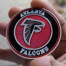 Card Guard - NFL Atlanta Falcons Poker Card Guard Protector PREMIUM