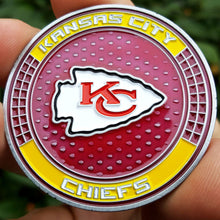 Card Guard - NFL Kansas City Chiefs Poker Card Guard Protector PREMIUM