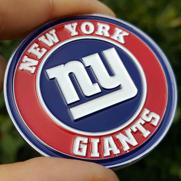 Card Guard - NFL New York Giants Poker Card Guard Protector PREMIUM