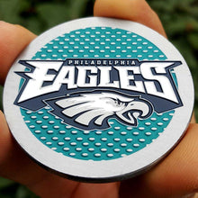 Card Guard - NFL Philadelphia Eagles Poker Card Guard Protector PREMIUM
