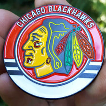 Card Guard - NHL Chicago Blackhawks Poker Card Protector PREMIUM