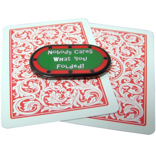 Card Guard - Nobody Cares What You Folded! Card Protector