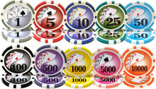 Card Guard - Sample Pack Yin Yang 13.5 Gram Poker Chips