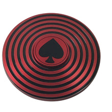 Card Guard - Spade Spiral Fidget Spinner Card Guard