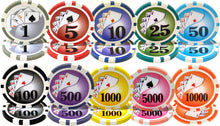 100 Yin Yang 13.5 Gram Poker Chips Bulk - The Poker Store .Com