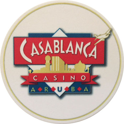 Casablanca Aruba Dealer Button