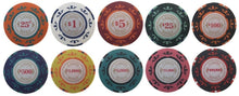 Casino Royale Poker Chips Sample Pack
