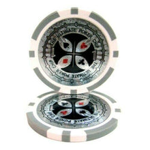 Chips - $1 Grey Ultimate 14 Gram - 100 Poker Chips