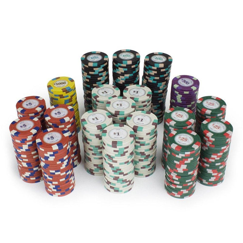 Chips - $100 One Hundred Dollar Poker Knights 13.5 Gram - 100 Poker Chips