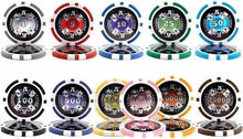 Chips - 1000 Ace Casino 14 Gram Poker Chips Bulk