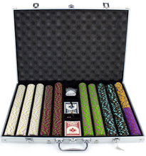 Chips - 1000 Claysmith The Mint 13.5 Gram Poker Chips Set With Aluminum Case