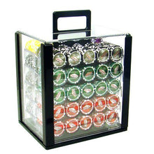 Chips - 1000 Las Vegas 14 Gram Poker Chips Set With Acrylic Carrier Case