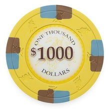 Chips - $1000 One Thousand Dollar Poker Knights 13.5 Gram - 100 Poker Chips