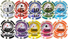 Chips - 1000 Yin Yang 13.5 Gram Poker Chips Bulk