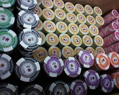 Chips - 300 Tournament Pro 11.5 Gram Poker Chips Bulk