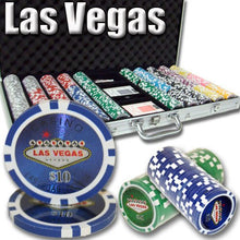 Chips - 750 Las Vegas 14 Gram Poker Chips Aluminum Case Set