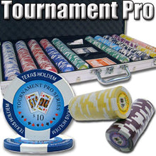 Chips - 750 Tournament Pro 11.5 Gram Poker Chips Set With Aluminum Case
