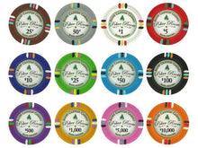 Chips - 800 Claysmith Bluff Canyon 13.5 Gram Poker Chips Bulk