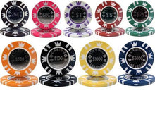 100 Coin Inlay 15 Gram Poker Chips Bulk - The Poker Store .Com