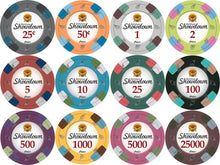 Chips - Sample Pack Showdown Casino 13.5 Gram Poker Chips