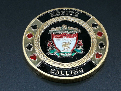 Liverpool Poker Card Guard