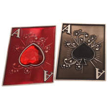 Lucky Ace Poker Card Guard