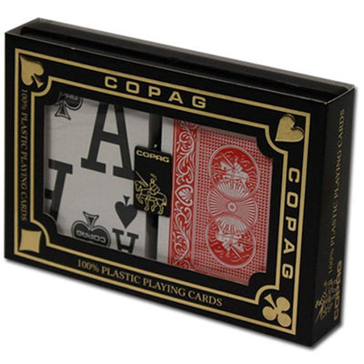 Playing Cards - Copag Poker Size Magnum Index