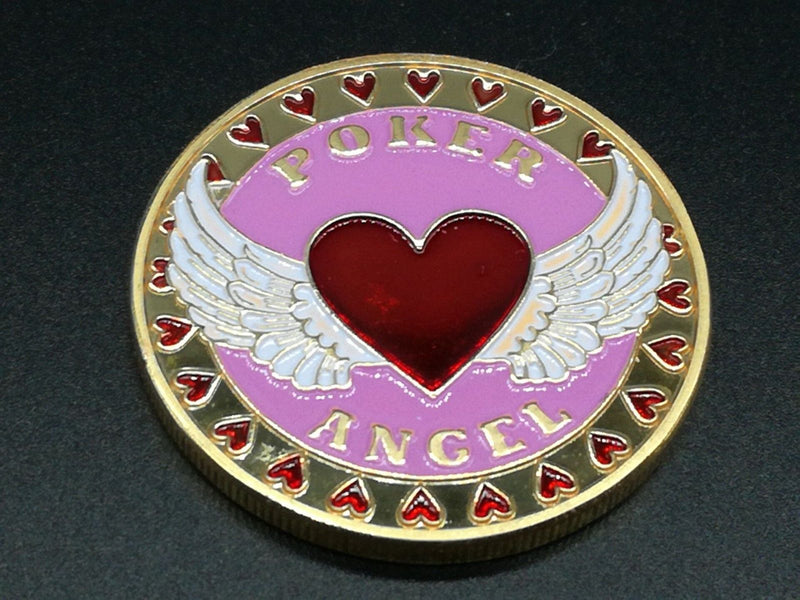 Poker Angel Poker Card Guard