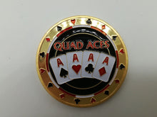 Quad Aces Poker Card Guard