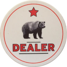 Rounders KGB Dealer Button
