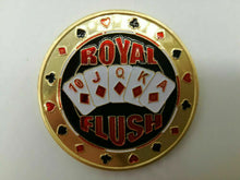 Royal Flush Poker Card Guard