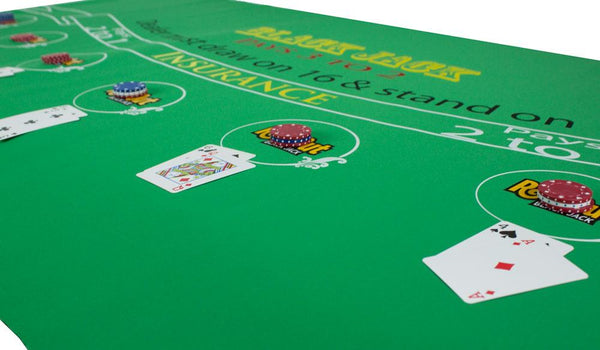 Supplies - Blackjack Rollout Table Top