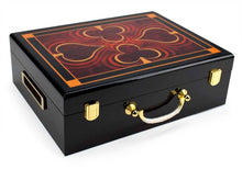 Supplies - Hi Gloss Humidor Case 500 Ct Empty