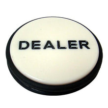 Supplies - Huge 3 Inch Single Side Poker Dealer Button