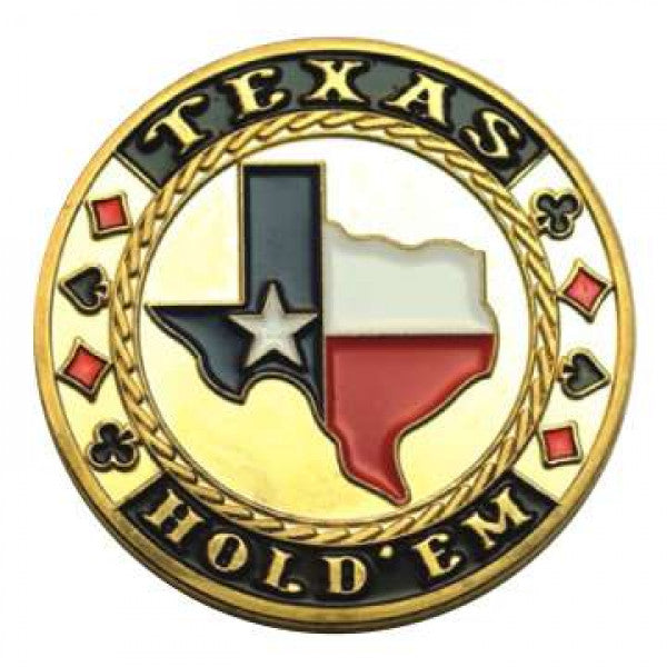 Texas Hold'Em Poker Card Guard