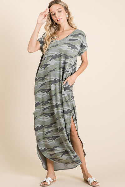 Camo Must Have Maxi