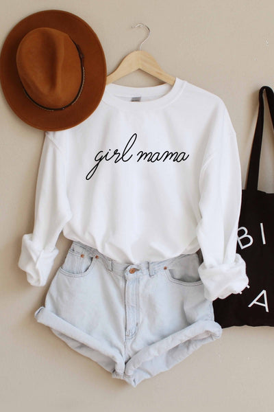 Girl Mama Sweatshirt