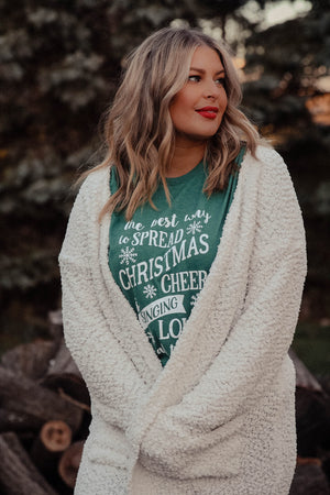 Spread Cheer tee
