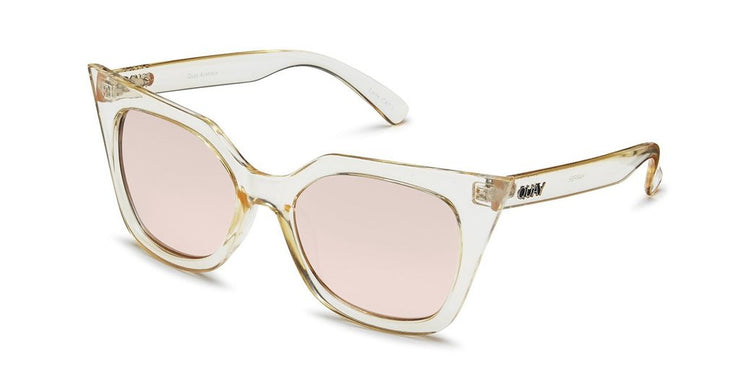 Harper Gold on Gold Sunglasses