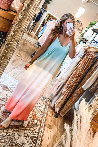 Sweet Summertime Maxi