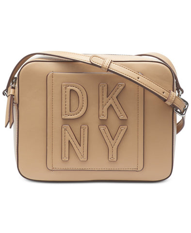 DKNY Tilly Stacked Logo Camera Bag