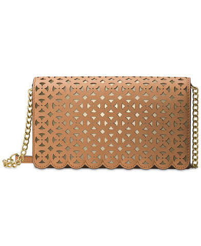 В НАЛИЧИИ Michael Kors Desi Perforated Crossbody