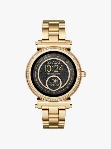 Michael Kors Sofie Access Gold