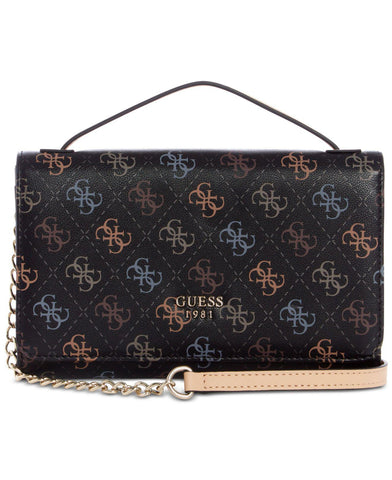 Guess Kamryn Signature Top Handle Crossbody